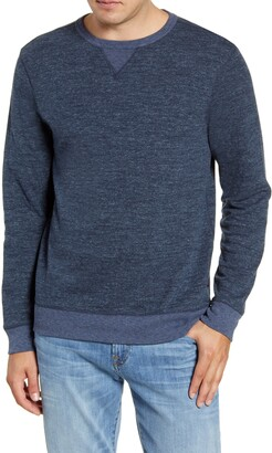 Faherty Dual Knit Regular Fit Crewneck T-Shirt