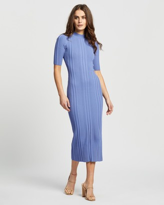 Bec & Bridge Esme Knit Midi Dress