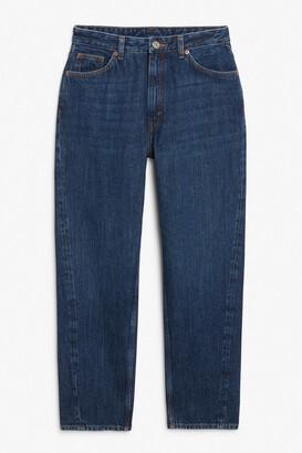 Monki Kyo indigo jeans