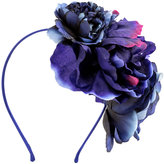 H&M Hairband with Flowers - Violet - Ladies