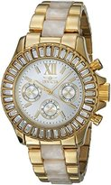 Invicta Women's 17491 Angel Analog Display Swiss Quartz Two Tone Watch