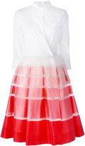 Sara Roka - Elenat dress - women - Cotton/Polyamide/Spandex/Elastane - 42