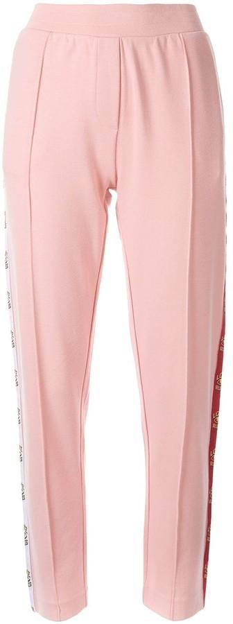 Zoe Karssen Elasticated Waistband Trousers