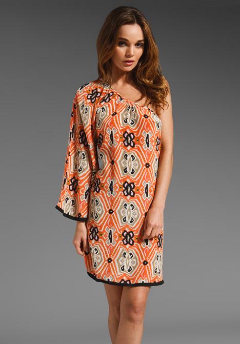 Tolani Elaine One Shoulder Dress