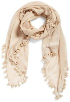 La Fiorentina Women's Cotton & Silk Scarf