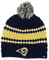 '47 Women's Los Angeles Rams Leslie Pom Knit