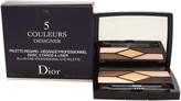 Christian Dior 0.2Oz #708 Amber Design 5 Couleurs All-In-One Professional Eye Palette