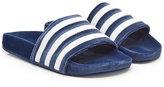 adidas Adilette Velvet Slides