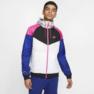 Nike Men's Windbreaker Sportswear Windrunner City of Athletes