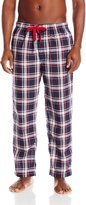 Perry Ellis Men's Classic Plaid Woven Sleep Pant
