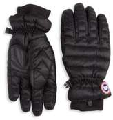 Canada Goose Lightweight Quilted Gloves