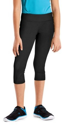 Hanes Girls Performance Capri Leggings