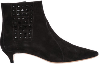 Tod's Tods Jazz O Heeled Ankle Boots
