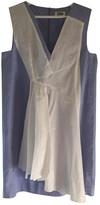 Sonia Rykiel Sonia By Blue Cotton Dress for Women
