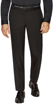 Givenchy Wool Solid Logo Waistband Trousers