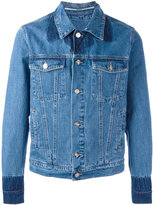Kenzo button-up denim jacket - men - Cotton/Polyester - S