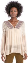 Sole Society Peasant Top