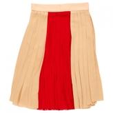 Chloé Mid-Length Silk Skirt