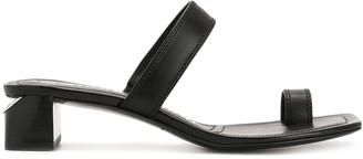 Alexander Wang 40mm Ellis sandals