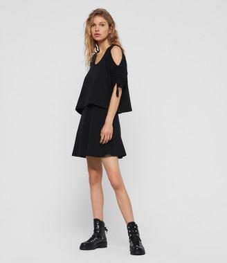 AllSaints Harper T-Shirt Dress