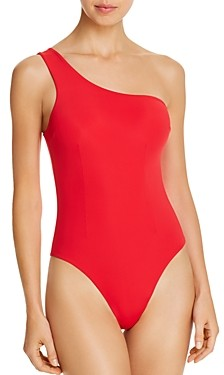 Haight One-Shoulder One Piece Swimsuit