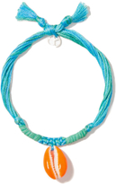 Aurelie Bidermann Shell String Bracelet
