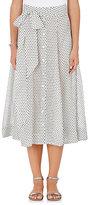 Lisa Marie Fernandez Women's Cotton A-Line Beach Skirt
