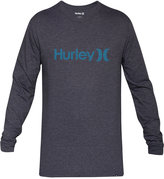 Hurley Men's One and Only Premium Logo T-Shirt