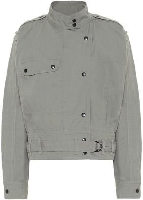 Isabel Marant, ãToile Zonca cropped cotton jacket
