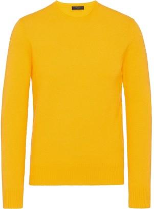 Prada cashmere crew-neck jumper