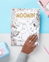 Books The Moomin Colouring Book