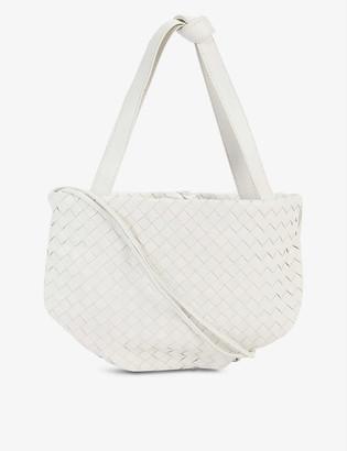 Bottega Veneta The Small Bulb intrecciato leather shoulder bag