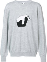 Loewe panda jumper - men - Wool - S
