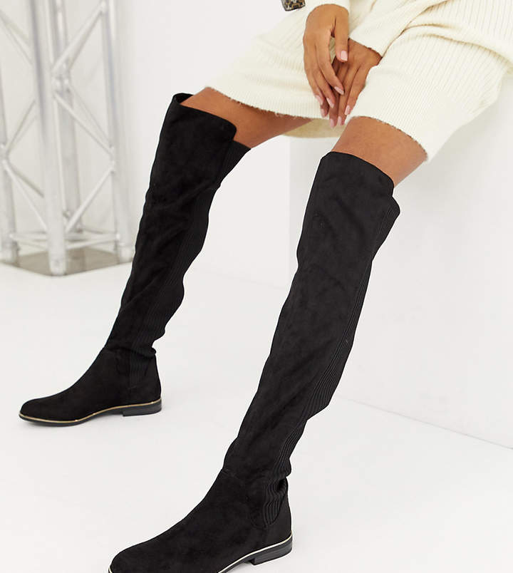 e9dc0da987f Bershka Women s Boots - ShopStyle