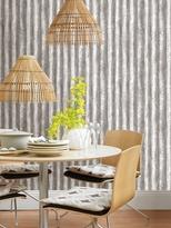 Corrugated Metal Wallpaper