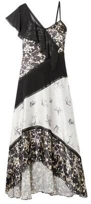 GREY JASON WU 3/4 length dress