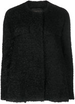 Giambattista Valli short bouclé coat