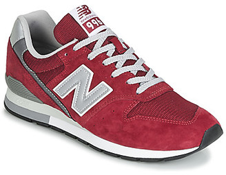 New Balance 996 women's Shoes (Trainers) in Red