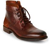 Steve Madden Tan Hardin Leather Boots