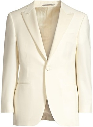 Canali Classic-Fit Wool Dinner Jacket