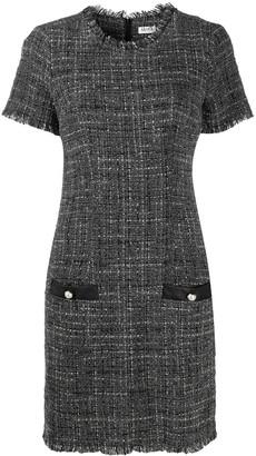Liu Jo Wildlings tweed dress