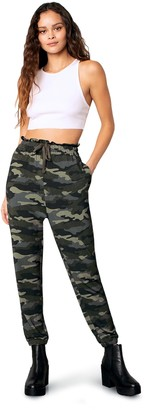 BB Dakota Urban Jungle Camo Jogger