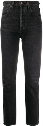 Citizens of Humanity high rise Charlotte jeans