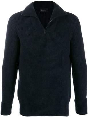 Roberto Collina half-zip knit sweater