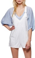 Free People Women's Cotton & Linen Romper