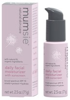 Clio Mumsie Natural Daily Facial Moisturizer with SPF 15 Sunscreen - 2.5 oz