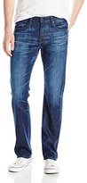 AG Adriano Goldschmied Men's The Protege Straight-Leg Jean