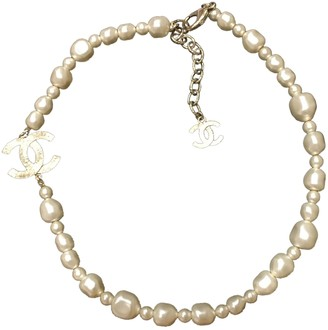 Chanel CC Other Pearls Necklaces