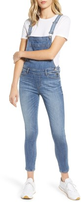 DL1961 Florence Mid Rise Skinny Overalls