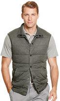 Ralph Lauren Quilted Jersey Vest